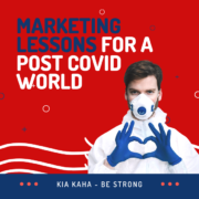 Marketing Lessons for a Post COVID World