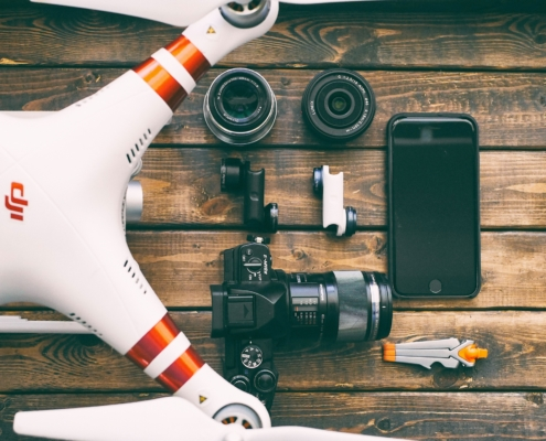 Drone Revolution Driving Business Efficiency