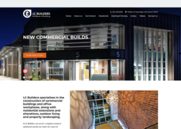 LC Builders Website