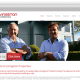 Livingston Properties website by Quest