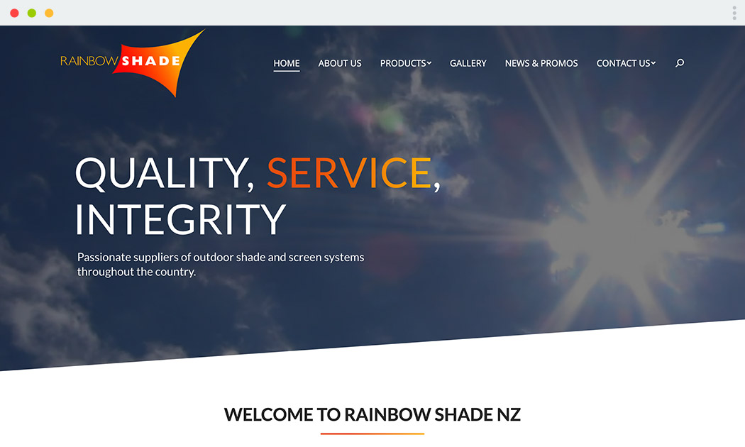 website-rainbowshade-browser